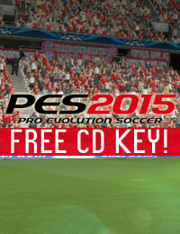 Allkeyshop Giveaway   PES 2015 Free CD Key
