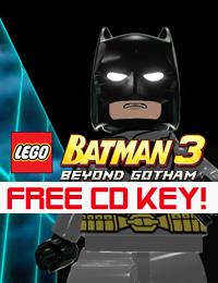Allkeyshop Giveaway   LEGO Batman 3: Beyond Gotham Free CD Key