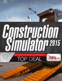 Top Deal | Construction Simulator 2015