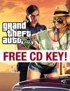 Allkeyshop Giveaway | GTA 5 Free CD Key