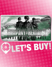 Let's Buy! | Company of Heroes 2 Ardennes Assault