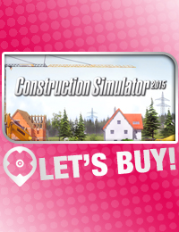 Let's Buy! | Construction Simulator 2015 CD Key