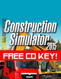 Allkeyshop Giveaway   Construction Simulator 2015 Free CD Key
