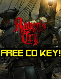Allkeyshop Giveaway | Raven's Cry Free CD Key