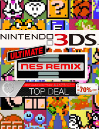 Top Deal | Ultimate NES Remix for 3DS