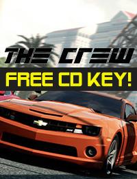 Allkeyshop Giveaway | The Crew Free CD Key