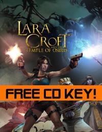 Allkeyshop Giveaway | Lara Croft and the Temple of Osiris Free CD Key