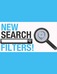 New Filters Make It Easier To Search for Your Game