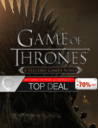 Top Deal   Game of Thrones: A Telltale Games Series
