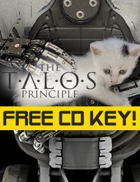 Allkeyshop Giveaway   The Talos Principle Free CD Key
