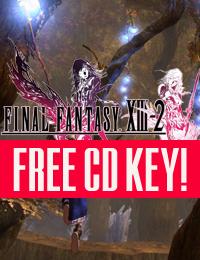 Allkeyshop Giveaway   Final Fantasy 13-2 Free CD Key