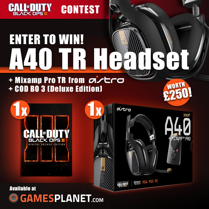 COD Black Ops 3 Contest