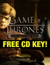 Allkeyshop Giveaway | Game of Thrones A Telltale Games Series Free CD Key