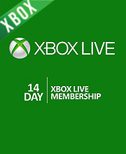 14 Days Xbox Live Gold Subscription