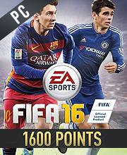 1600 FIFA 16 Points