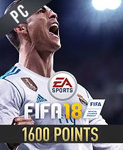 1600 Points FIFA 18