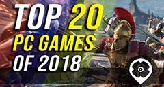 20 Best PC Games of 2018