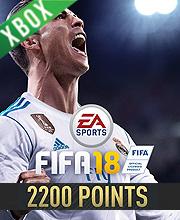 2200 Points FIFA 18