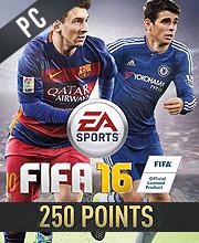 250 FIFA 16 Points
