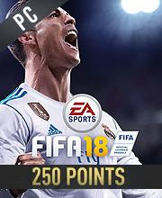 250 Points FIFA 18