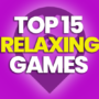15 of the Best Relaxing Games and Compare Prices