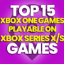 15 of the Best Xbox One Games Playable on Xbox Series X/S and Compare Prices