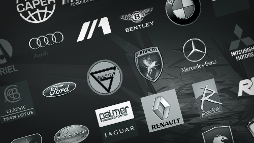 Project Cars Brands