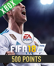 500 Points FIFA 18