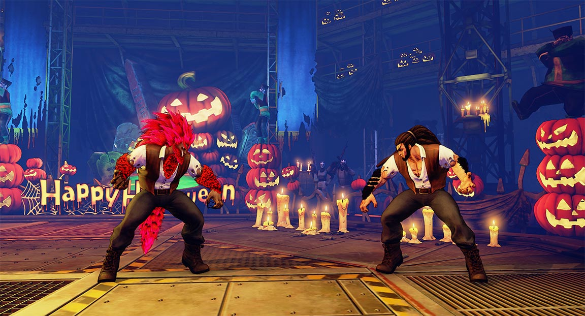 Street Fighter 5 Characters Get Halloween Costumes 3