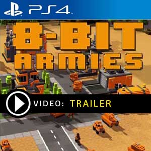 8-Bit Armies PS4 Prices Digital or Box Edition