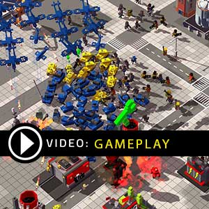 8-Bit Armies Xbox One Gameplay Video