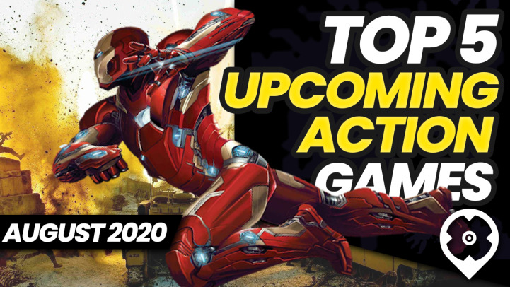 Top 5 Upcoming Action games 2020