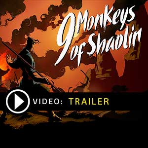 Buy 9 Monkeys of Shaolin CD Key Compare Prices