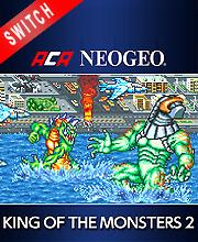 ACA NEOGEO KING OF THE MONSTERS 2