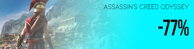 Best discount for Assassin's Creed Odyssey CD key