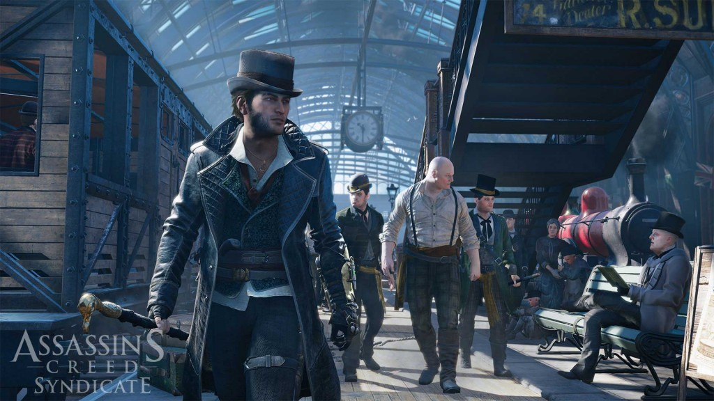 You will play as Jacob Frye in Assassin's Creed Syndicate