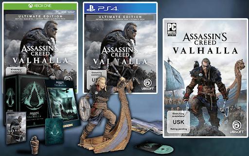 Assassin's Creed Valhalla Edition