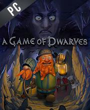 A Game Of Dwarves