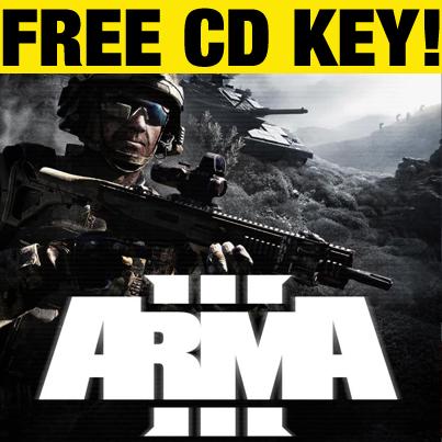 Allkeyshop Giveaway | ARMA 3 Free CD Key!