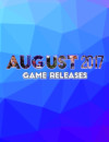 August 2017 Game Releases
