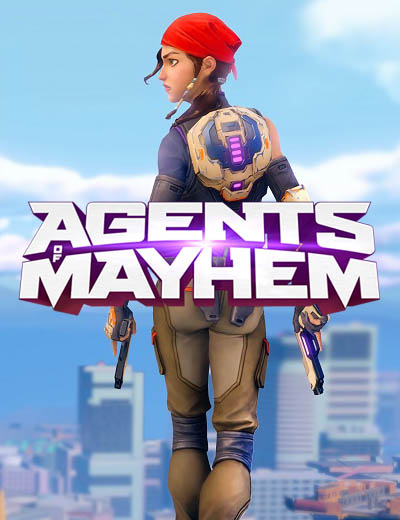 Agents of Mayhem New Trailer: Meet Gremlin and Ariadne