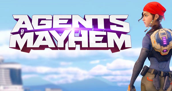 New Agents of Mayhem Trailer Cover