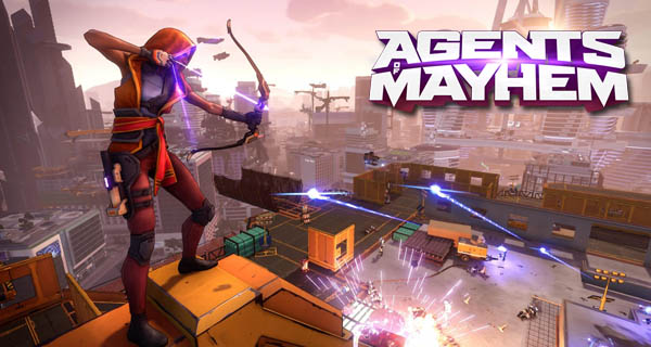 Agents of Mayhem New Character Cover