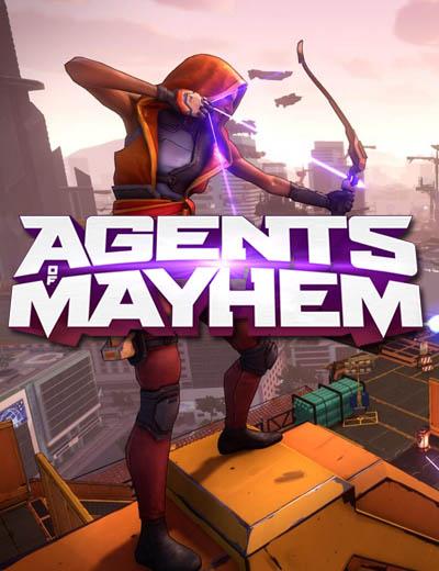 Introducing Agents of Mayhem New Character Rama