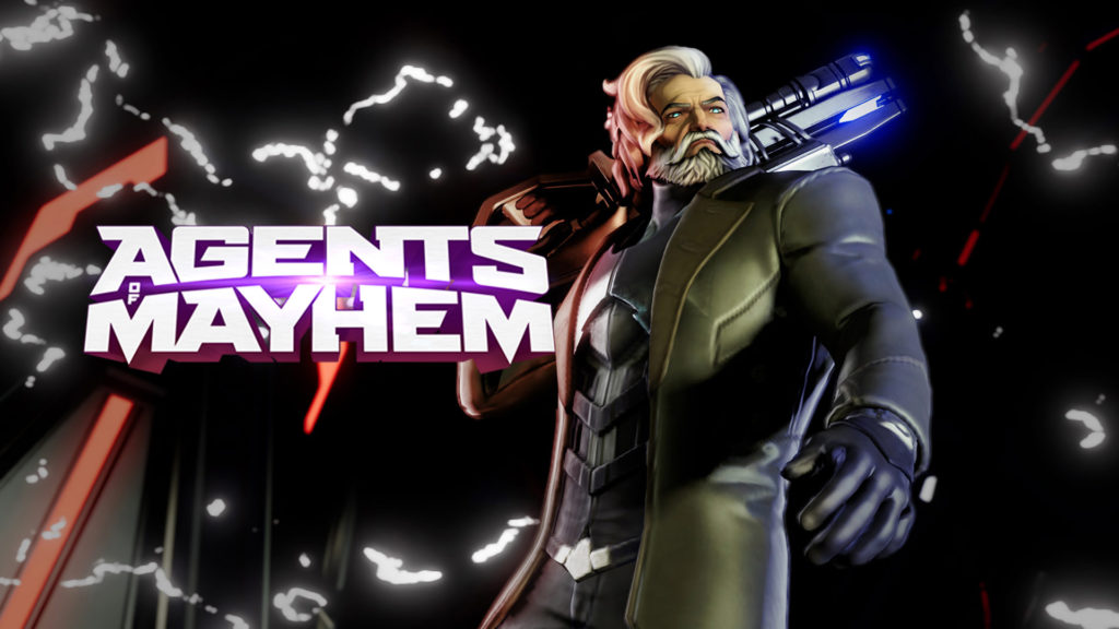 Agents of Mayhem Release Date Cover