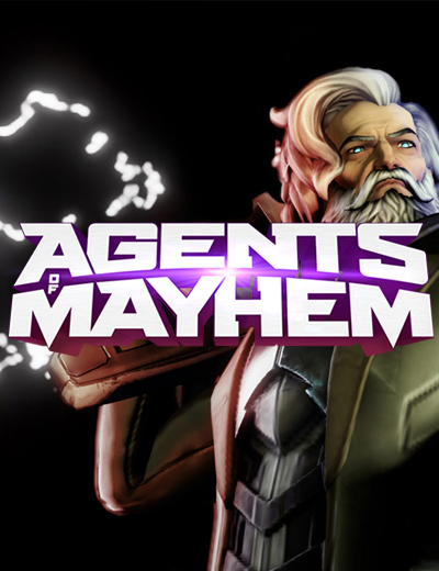 Saints Row-ish Open World Game Agents of Mayhem Release Date Set