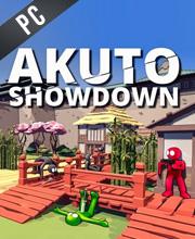 Akuto Showdown