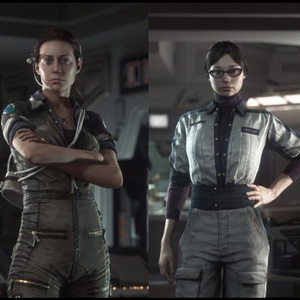Alien Isolation Character