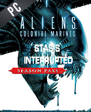 Aliens Colonial Marines Stasis Interrupted