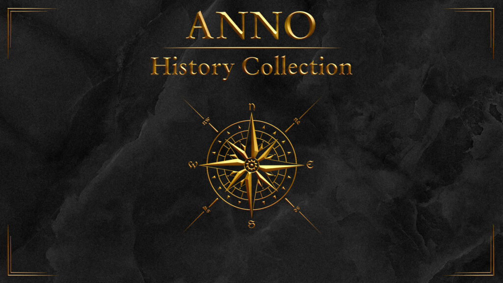 Anno History Collection in 4K